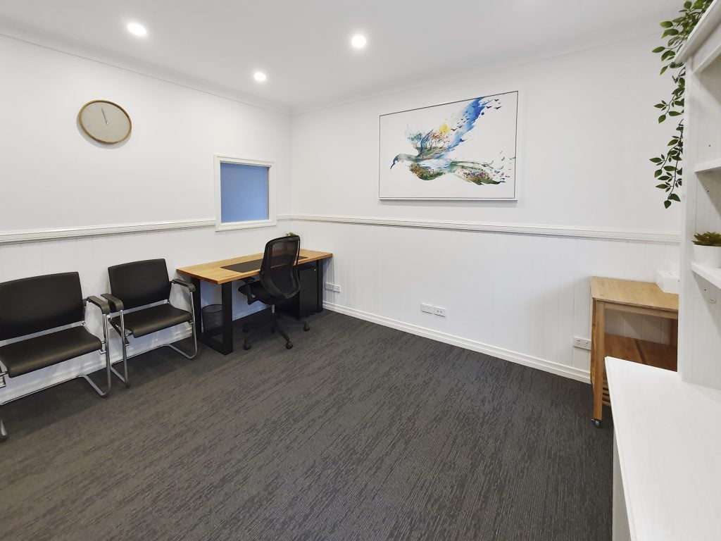 practitioner rooms for rent